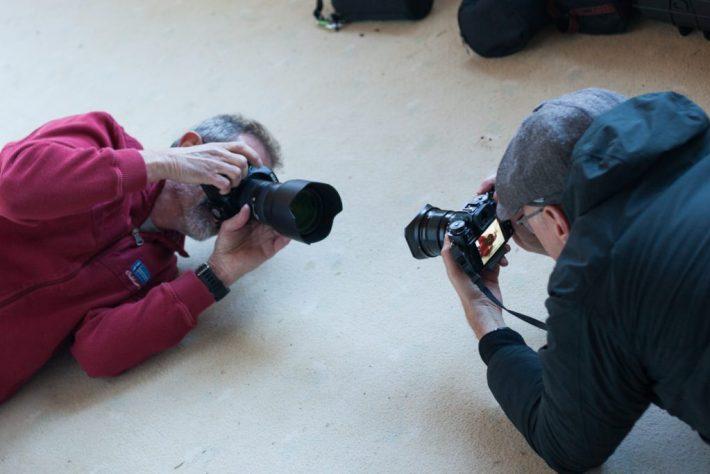 Schee wars: Fotografenduell