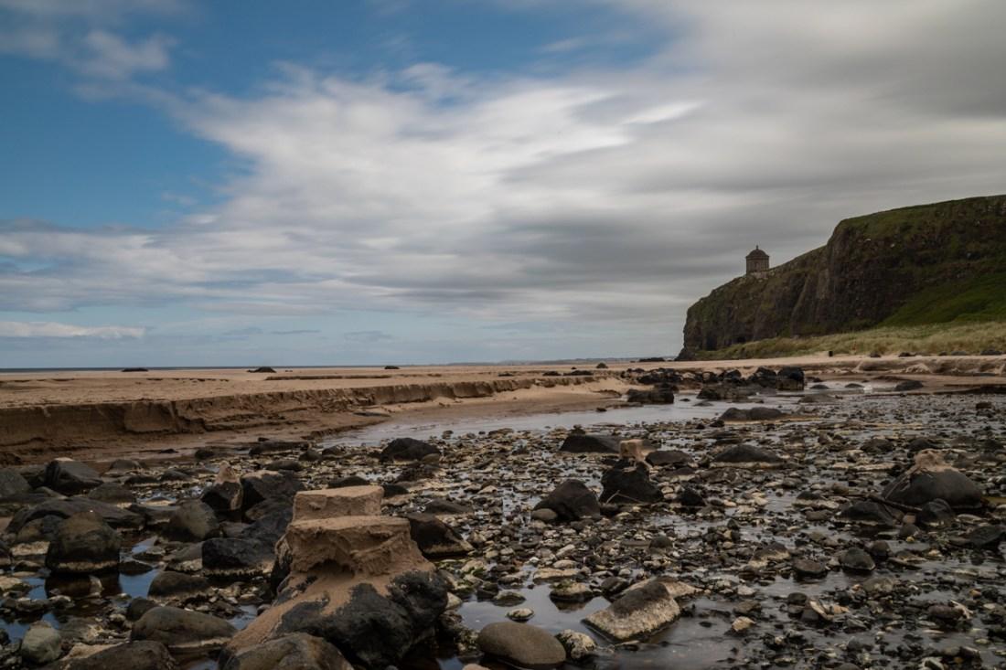Strand bei Castlerock