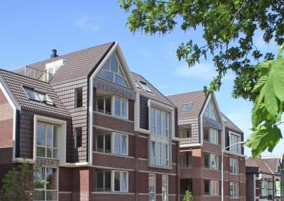 Appartementen Overbosch, Wormerveer
