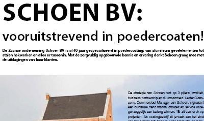 Interview met vakblad Gevelbouw