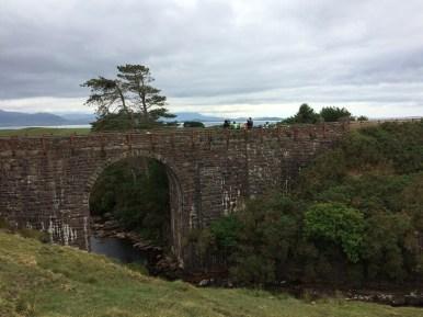 Brücke am Greenway