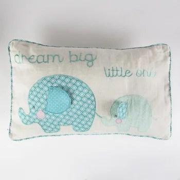 31612-Kissen-Elefant-Elliot-blau-DREAM-BIG-LITTLE-O