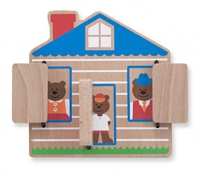 35034-Kinderspielzeug-Gucki-Buh-Haus-Holz-13x13cm-a