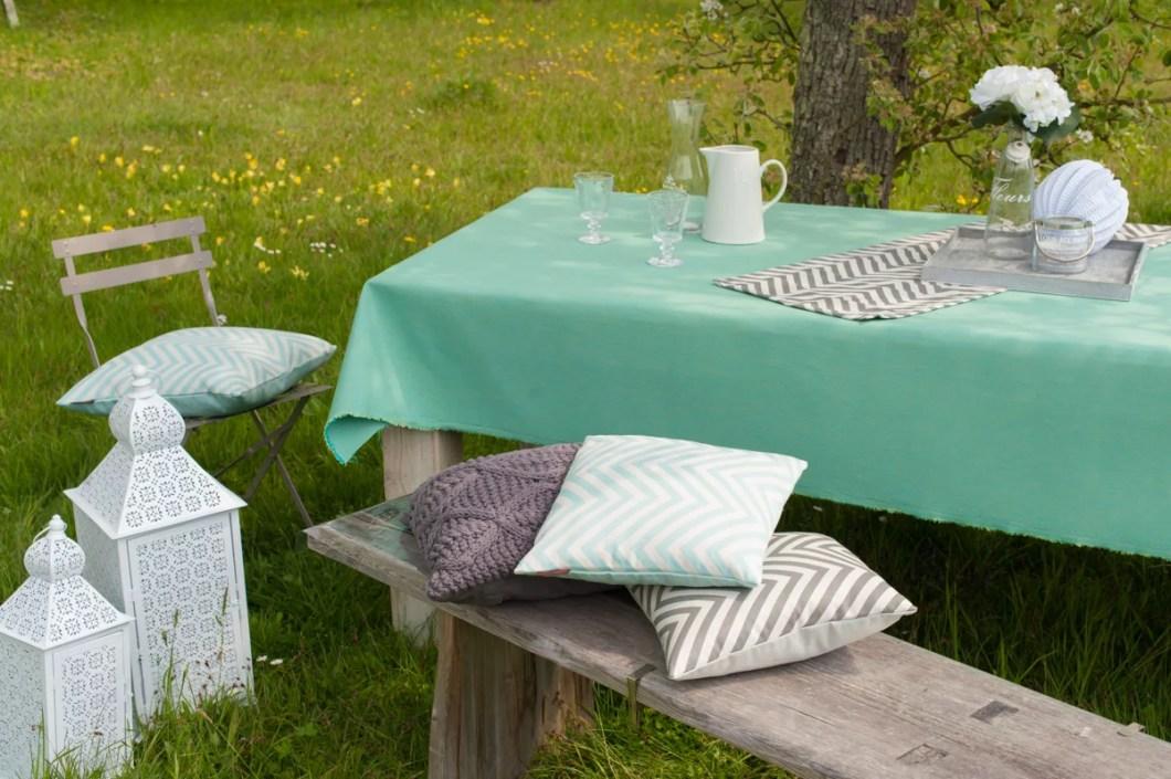 Outdoorkissen für deinen Garten oder Balkon
