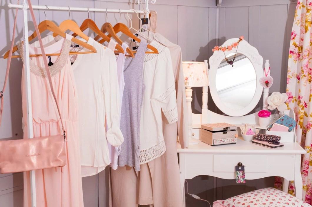 Mädchenzimmer Ankleide