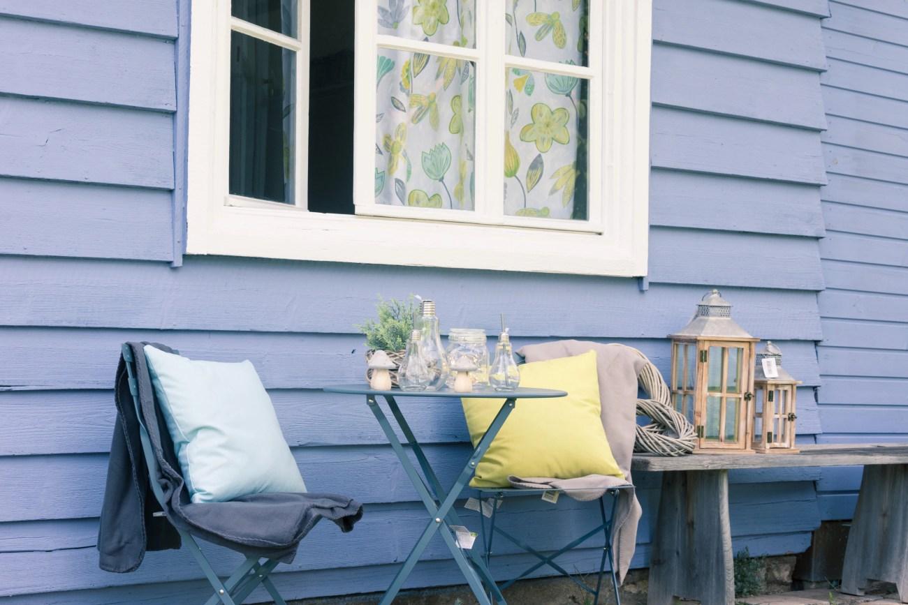 Trendwelt Sommer Balkon