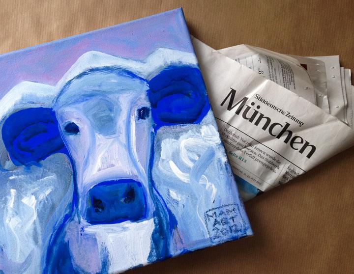 Eine Kuh, ein Lied - Maren Martschenko