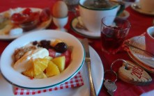 Frühstück im Schönherrhaus
