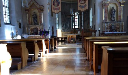 Kirche von Balderschwang