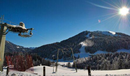 Skilift in Balderschwang