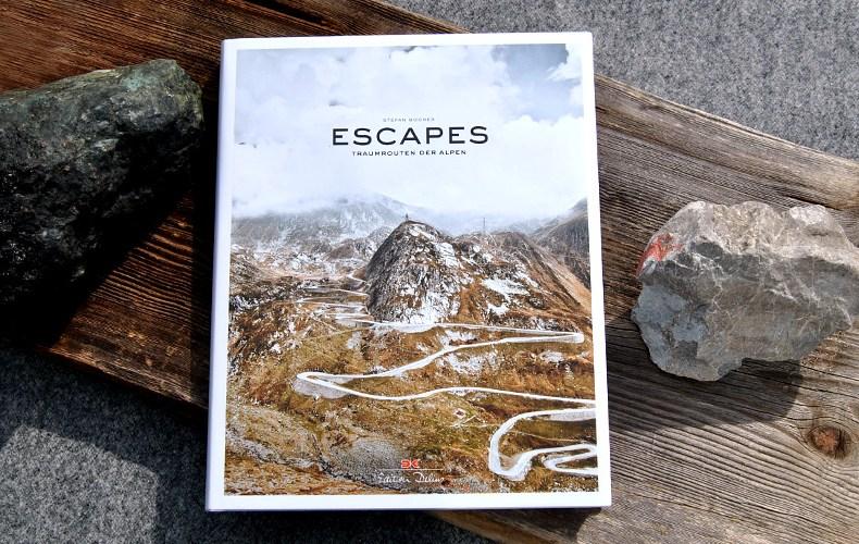 ESCAPES - Traumrouten der Alpen