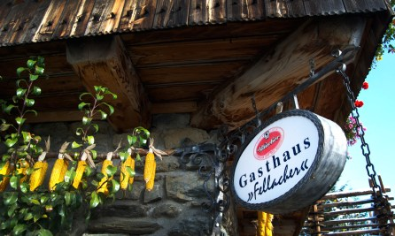 Gasthaus Almdorf Seinerzeit