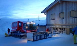 Sunrise Hexensee - Der Masner-Express