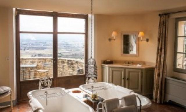 Badewannen Honeymoon-Suite | Hotel Crillon Le Brave | Provence