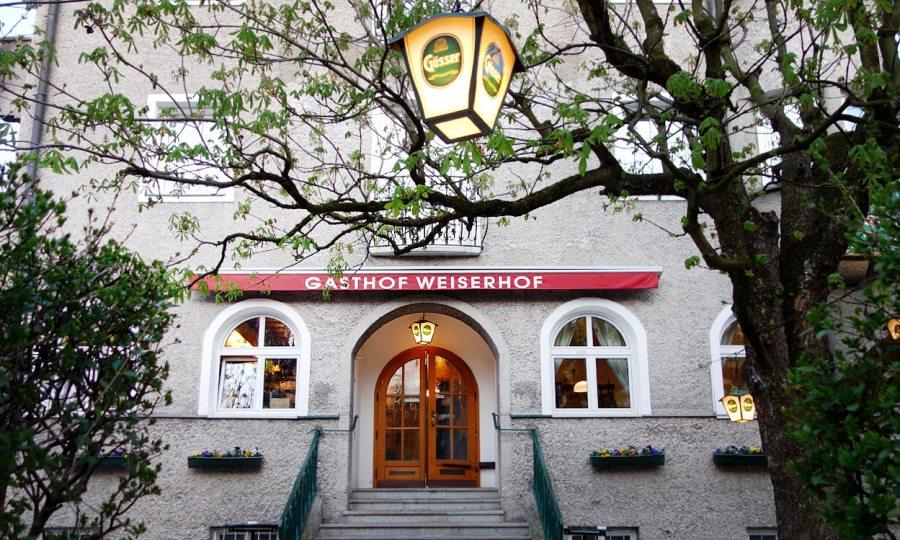 Gasthof Weiserhof Salzburg