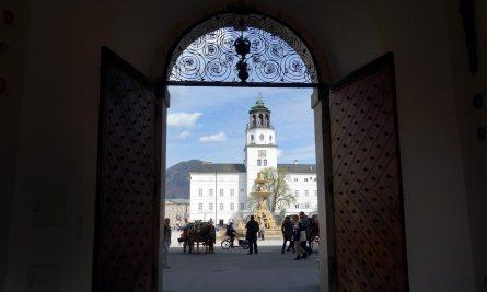 Salzburg Alte Residenz