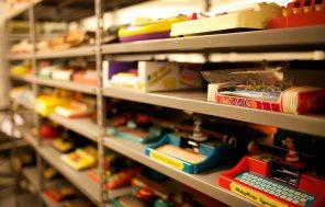 Schreibmaschinenmuseum Partschins Kindermodelle