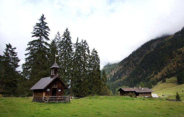 Kirche Falbeson - Stubaital Tirol