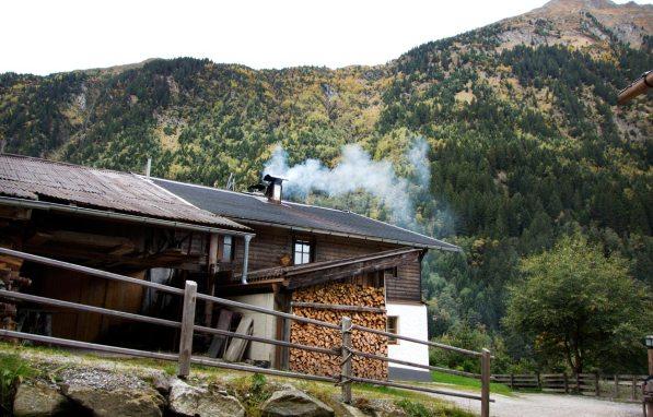 Antons Haus neben dem Chalet