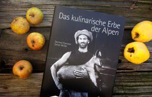 Buch - Das kulinarische Erbe der Alpen
