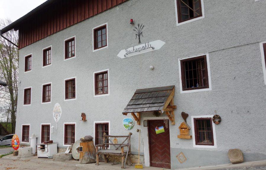 Fuchsmühle Anthering - Gebäude