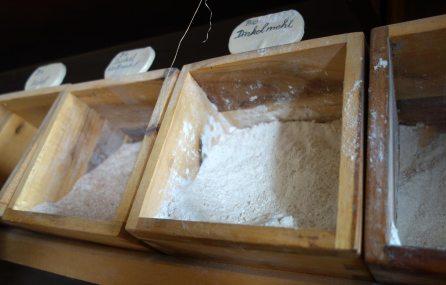 Fuchsmühle Anthering - Mehlsorten