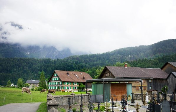 Bizau - Umgang Bregenzerwald