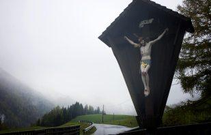 Kreuz in Kals