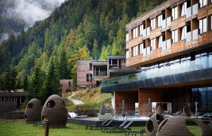Liegewiese Gradonna Mountain Resort