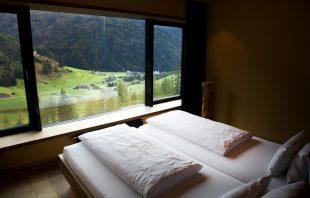 Aussicht Zimmer Gradonna Mountain Resort