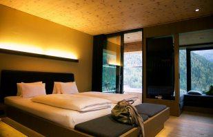 Turmzimmer Gradonna Mountain Resort