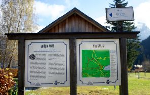 Altaussee Via Salis Karte