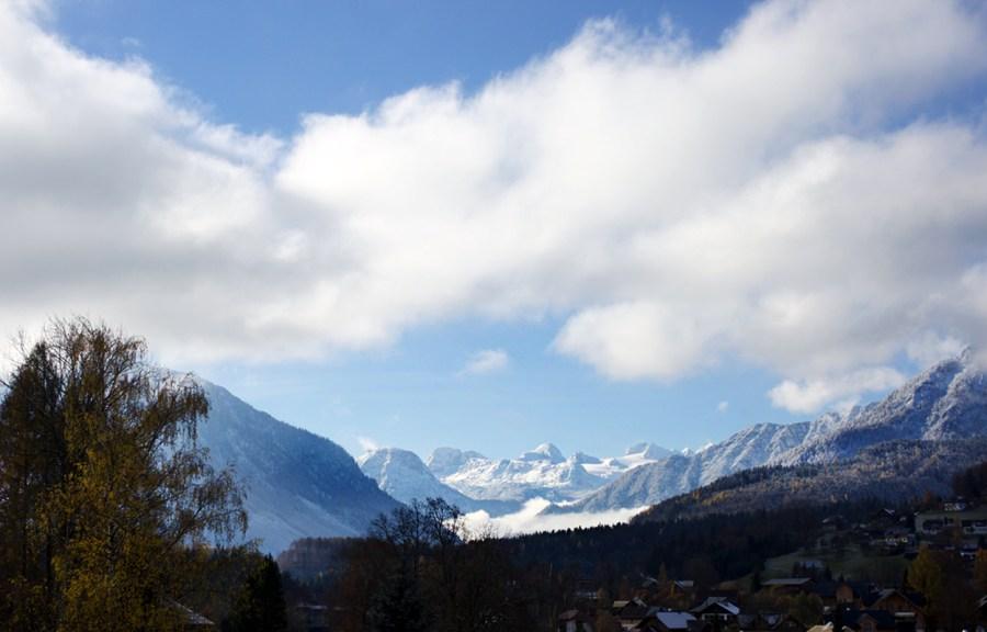 Ausblick Vivamayr Altaussee Zimmer mit Bergblick