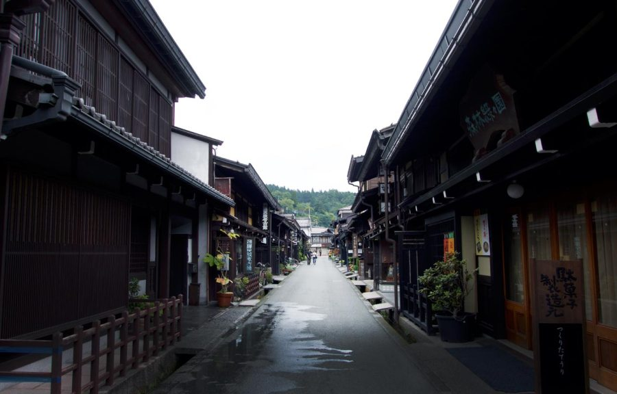 Takayama Old Streets