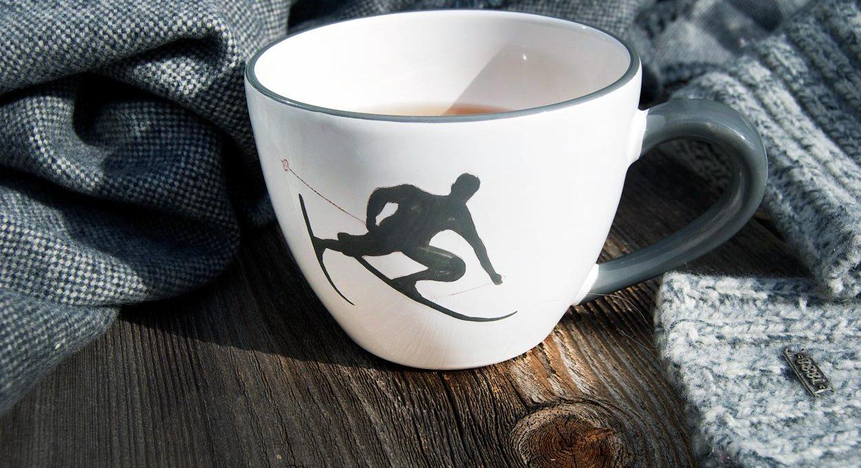 Teetasse Maxima Gmundner Keramik