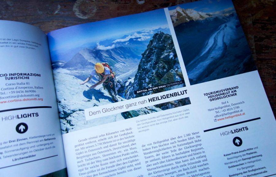 Alpenmagazin Story Heiligenblut