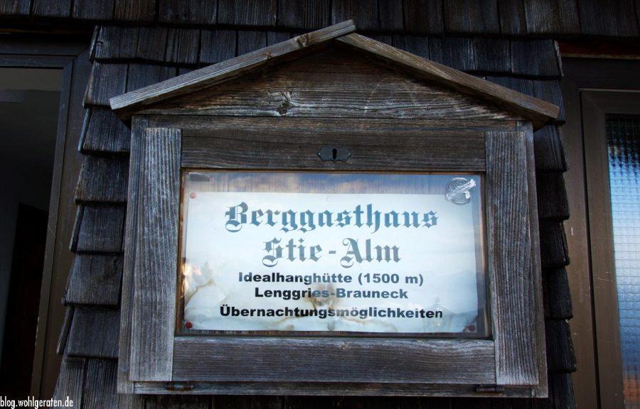 Berggasthaus Stie-Alm
