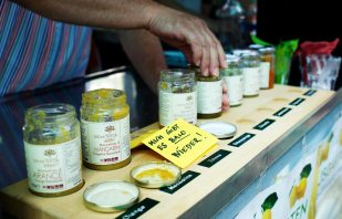 Marmeladenverkostung: Bio-Zitrusgarten Faak am See