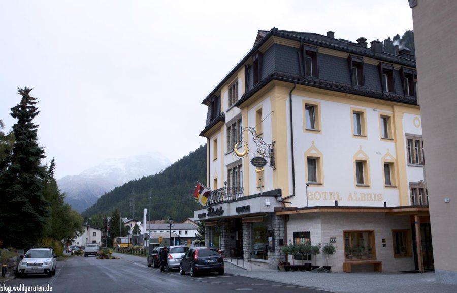 Hotel Albris - Zuckerbäckerei Kochendörfer
