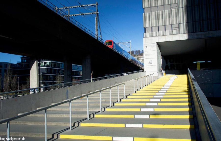 Eingang - Museum für Gestaltung Zürich