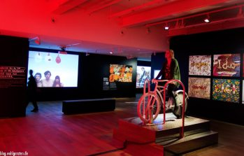 Fahrrad – The Happy Show