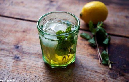 Rezept für Limettensirup und Limettenlimonade