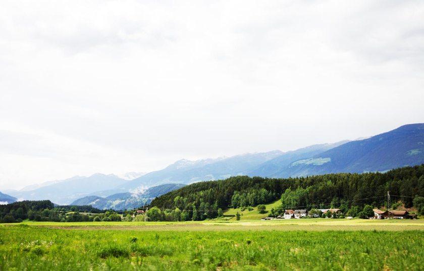 Pustertal bei Bruneck