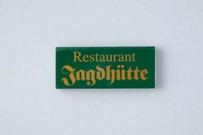 Streichhölzer Restaurant Jagdhütte – Neustift im Stubaital