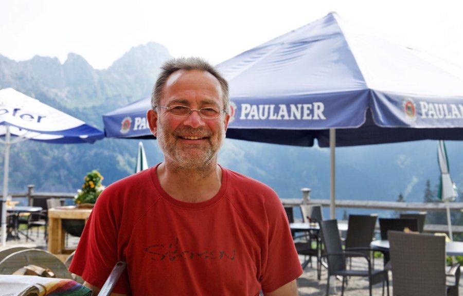 Almwirt Krinnenalpe – Martin Rief