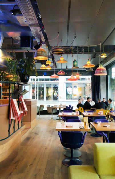 Restaurant Neni- 25hours Hotel Zürich Langstrasse