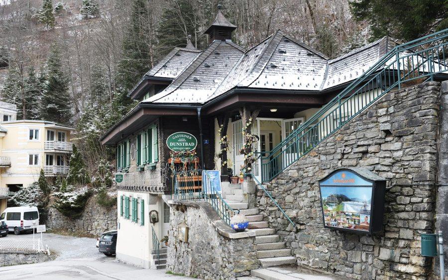 Dunstbad Bad Gastein
