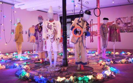 Sonderausstellung Zirkus Knie - Textilmuseum St. Gallen