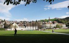 Umgebung Militärkantine St. Gallen