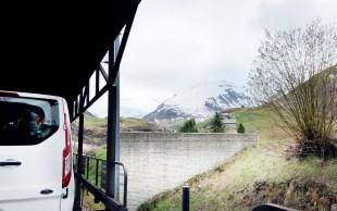Autozug ins Wallis